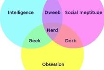Fantastically Geeky / by Spothy