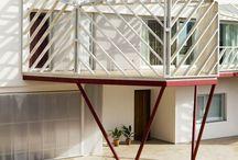 a r c h i t e c t u r e / / / / indoor&outdoor architecture I feel inspired by