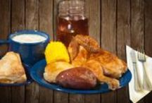 Logger's Mountain Meal / Our Logger's Mountain Meal is sure to please everyone in the family!