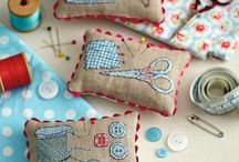 Fabric Fun ideas - to do