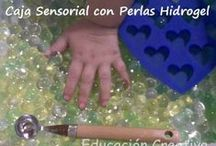 Sensory Bins/Small World Play