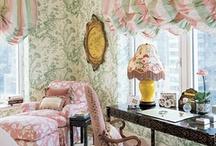 bedrooms / by Barbara Faylor