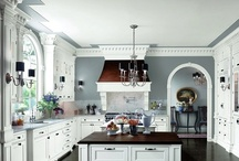 kitchens / by Barbara Faylor