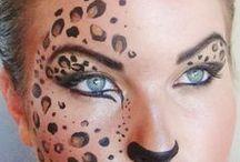 Pintura de cara y cuerpo / Productos e ideas para pintarte la cara y el cuerpo