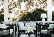 balcony~~patio~~porch / by Barbara Faylor