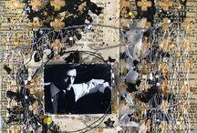 MY #scrap #mixedmedia #artjournal #handmade / Mis trabajos: Scrapbooking, art journal, mixed media. My work: Scrapbooking, artjournal, mixed media.