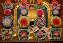 Tibetan inspiration