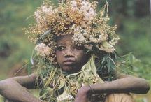 Papua New Guinea inspiration
