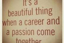 Make Your Passion Become Your Job / I am a social worker and i'm so proud of that.