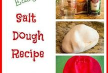 Masa de Sal/Salt Dough