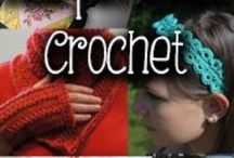 Crocheting -it all - how to  / by Marilyn Ward