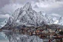 Norway / by Kim Sargenius