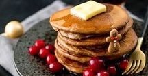 Pancakes Of All Shapes And Sizes! / Fluffy pancakes, thick pancakes, crepes, thin pancakes, savoury pancakes, pancakes with a twist, interesting flavors.