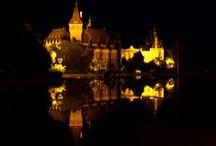 Városi tükröződések03 & City mirrors03 / Budapesti objektumok víztükörben