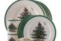 Christmas Dinnerware on CheapCollectibleStore / Every individual has its own interest & collecting things is one of them. It's the best ways of dealing with stress