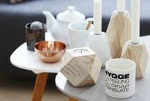 Home sweet home  / Design, indretning, inspiration