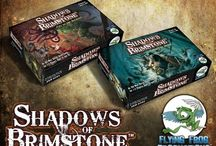Flying Frog Productions - Shadows of Brimstone / Shadows of Brimstone