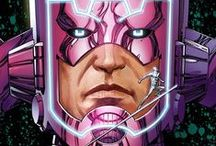 Marvel - Galactus / by Spartacus Collector