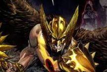 DC - Hawkman