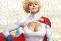 DC - Power Girl