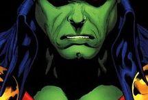 DC - Martian Manhunter