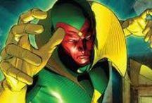 Marvel - Vision