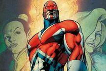 Marvel - Captain Britian