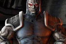 DC - Darkseid