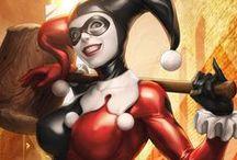 DC - Harley Quinn