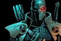 DC - Deathstroke