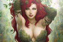 DC - Poison Ivy
