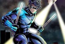 DC - Nightwing