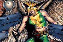 DC - Hawkgirl