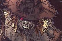 DC - Scarecrow