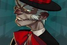 DC - Mad Hatter