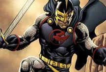 Marvel - Black knight
