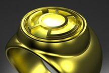 DC - Yellow Lantern Corp