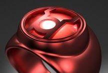 DC - Red Lantern Corp