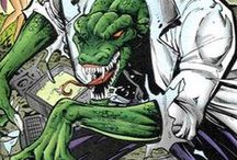 Marvel - The Lizard
