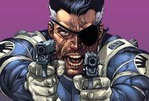 Marvel - Nick Fury