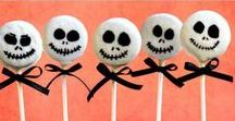 Halloween Ideas / Food and decorations for halloween