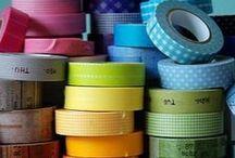Viva el washi tape / Sorpréndete con lo que podrás hacer con este material