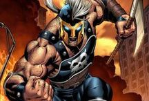 Marvel - Ares