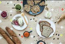 Seed and Salt Offerings / Menu items