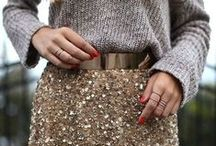 New Year's Eve & Christmas Looks <3 / What I'd love to wear for Christmas & New Year's Eve