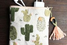 Sewing Projects & Embroidery