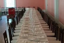 Corporate Events / New Orleans Party Rentals can take the stress out of planning your next corporate event.  We are your one stop source for tents, staging, tables, chairs, linen, etc.
