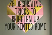 Diy room decorations / Do it yourself
