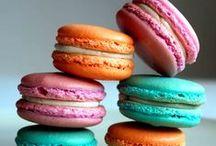 Macarons Love <3 / Macarons, Macarons, Macarons
