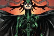 Marvel - Hela